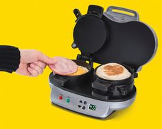 Amazon.com: Hamilton Beach 25490 Dual Breakfast Sandwich Maker: Kitchen & Dining