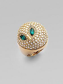 Juicy Couture - Owl Ring