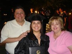 So proud of Christina when she graduated from Chandler/Gilbert Community College