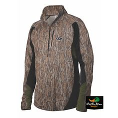 Base Layers 177867: Drake Waterfowl Tri-Tech Performance Base Layer Shirt Bottomland Camo Large -> BUY IT NOW ONLY: $44.9 on eBay!