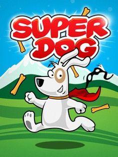 Juego JAR super dog para celular