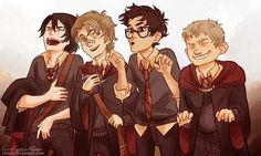 #TheMarauders #HarryPotter