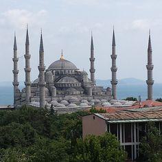 Sultanahmet Camii in İstanbul, İstanbul