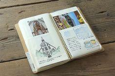 Midori Spiral Notebook
