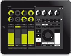 midipad-ipad-music-app-wireless-touchscreen-software-controller-for-ableton-live-sequencer-studio-view-record control