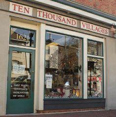 Ten Thousand Villages in Baltimore