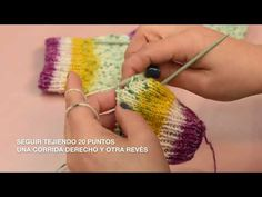 Cómo tejer calcetines con 5 agujas - YouTube Wintry Weather, Knit Stockings, Jack Johnson, Knitting Videos, One And Other, Winter Time, Knitting Needles, Fingerless Gloves, Beanies