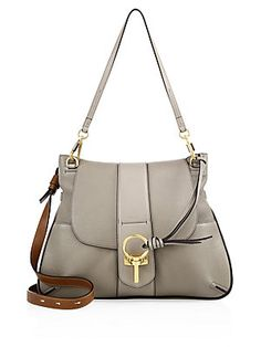 Chloé Lexa Small Leather Shoulder Bag