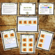Programming and communication template tools for busy early years educators. PDF forms and templates to make observations, communication & planning easy
