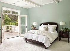 C.B.I.D. HOME DECOR and DESIGN: IT STARTS WITH COLOR - BM Paladian Blue