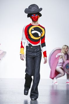 Image - Charles Jeffrey @ London Menswear S/S 18 - SHOWstudio - The Home of Fashion Film and Live Fashion Broadcasting