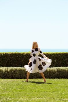 Lawn Games with Gigi Hadid Photograph by Amanda Marsalis; styled by Jessica de Ruiter.