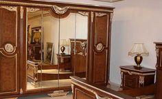 Defne Klasik Yatak Odası Takımı - http://www.klasikmobilya.org/defne-yatak-odasi.html