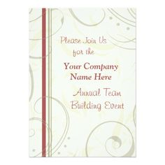 815 best corporate event invitations images on pinterest event corporate team building event weekend invitations stopboris Gallery