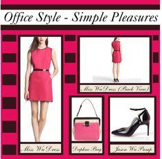 Office Style - Simple Pleasures