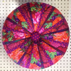 TUFFET Fabric Pack & Pattern Combo - All Kaffe Fassett Collective fabrics