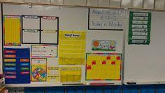 Kindergarten Schmindergarten: Classroom Pictures