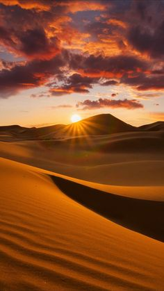 Desert wallpaper for your iPhone XS from Everpix Nature Wallpaper, Cool Wallpaper, Wallpaper Backgrounds, Desert Photography, Landscape Photography, Desert Pictures, Deserts Of The World, Sunset Landscape, Pretty Wallpapers