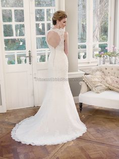 Mia Solano M1330Z - Wedding Dress M1330Z. View more online at www.PrincessBridalGowns.com.