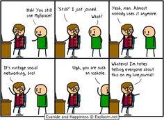 social media hipster :)