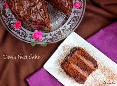ALIMENTA: DEVIL'S FOOD CAKE