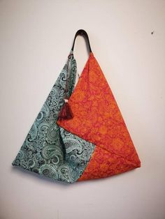 Origami, Shops, Boho, Reusable Tote Bags, Etsy Shop, Vintage, Style, Craft Gifts, Handmade