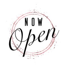 It's been a struggle but I'm finally open! Super excited to share this with you ❤️❤️most people would tell me you're crazy doing this now. Hairdresser Quotes, Hairstylist Quotes, Hair Salon Quotes, Logo Online Shop, Salon Promotions, Lash Quotes, Small Business Quotes, Salon Signs, Shopping Quotes