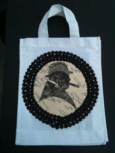 Churchill Bag by Kaniez Abdi www.kaniezabdi.com