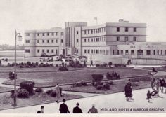 Oliver Hill - Eighty years of Morecambe's Midland hotel - Morecambe and District News - The visitor Lake Hotel, Hotel S, Miss Great Britain, Midland Hotel, Morecambe, Surprise Visit, Blackpool, The Visitors, Winter Garden