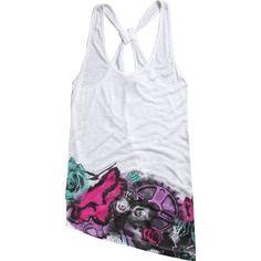 Fox Racing Socialite Girls Tank Casual Wear Shirt - White / Small by Fox Racing, http://www.amazon.com/dp/B008979KCU/ref=cm_sw_r_pi_dp_u650qb0WAH028