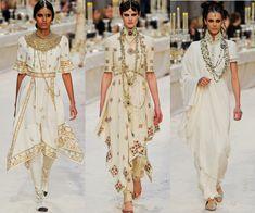Chanel India | Chanel apresenta coleção inspirada na rica tradição do artesanato ...