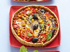 Avec les lectrices reporter de Femme Actuelle, découvrez les recettes de cuisine des internautes : Tarte provençale