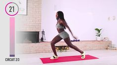 10-Minute Full Body Workout to Burn Calories - No-Equipment at Home Workout with Brittne Babe - YouTube
