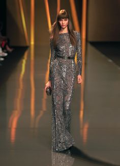 ELIE SAAB. Ready-to-Wear Autumn Winter 2012 -13.  FABULOUS!