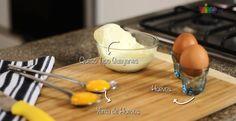 Los huevos también forma parte de este platillo. Recuerda que son ricos en proteínas, hierro y zinc. #PataCook