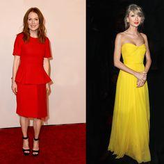 Taylor Swift, Julianne Moore oder Alexa Chung machen es vor und tragen die heißesten Trend-Farben dieses Sommers: http://www.harpersbazaar.de/fabulous-jeder-farbe.html?return_path=node/10000