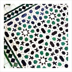 sadie + stella: Monday Musings: Moroccan Tile