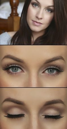 Naked 2 Palette: Everyday Eye Tutorial with VIDEO!! #nakedpalette #naked2palette #urbandecay