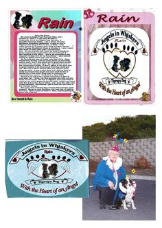 Wonderful birthday card celebrating Dr. Everett's 60th birthday at Everett Veterinary Hospital and Boarding House, in Klamath Falls, Oregon #Sheree Everett #Everett Veterinary #Klamath Falls