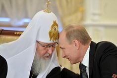 Vladimir Putin has urged the world's political leaders to stop the violent persecutions against Christians that have erupted in many Middle Eastern countries. by, Pravoslavie | h/t Billy W. Speakin...