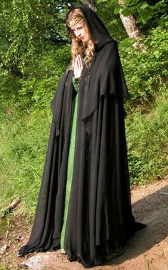 Magic Mist Cloak - Medieval Renaissance Clothing, Costumes cloaks