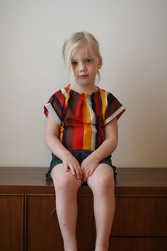 I will make my children clothes like these one day.  katie did - katie did journal