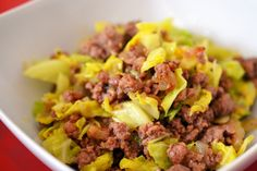 Whole30 Day 29: Garbage Stir-Fry With Curried Cabbage