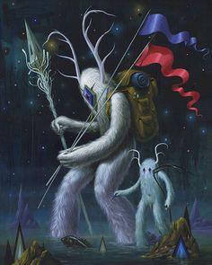 Jeff Soto - Nightwalkers