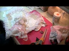 Just Add Glue Episode 14 Part 2 Oooh La La Vintage Treasures