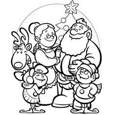 101 Fantastiche Immagini Su Disegni Da Colorare Gratis Natale