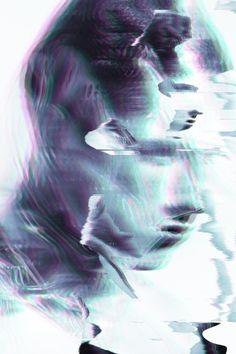 'distortion' by Pierre Debusschere pierredebusschere.com