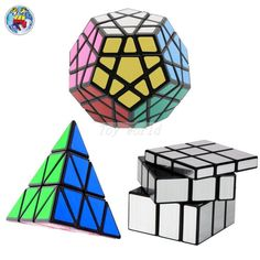 Hot Ocday Special Toys 12-side Megaminx Magic Cube Puzzle Speed Cubes Office Educational Toys For Autism Anti-stress Attractive Fashion Toys & Hobbies