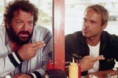 Poster Bud Spencer y Terence Hill | Carteles de Cine y Posters