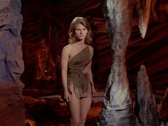 "Mariette Hartley as Zarabeth in the original Star Trek series: Season 3 Episode 23 ""All Our Yesterdays"""